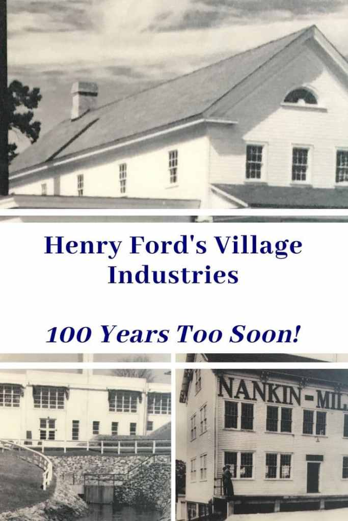 Henry Ford's Village Industries