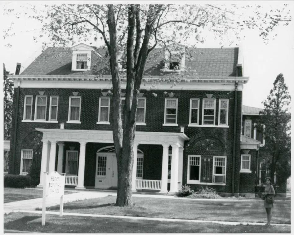 Albert E. Sleeper House Bad Axe Michigan