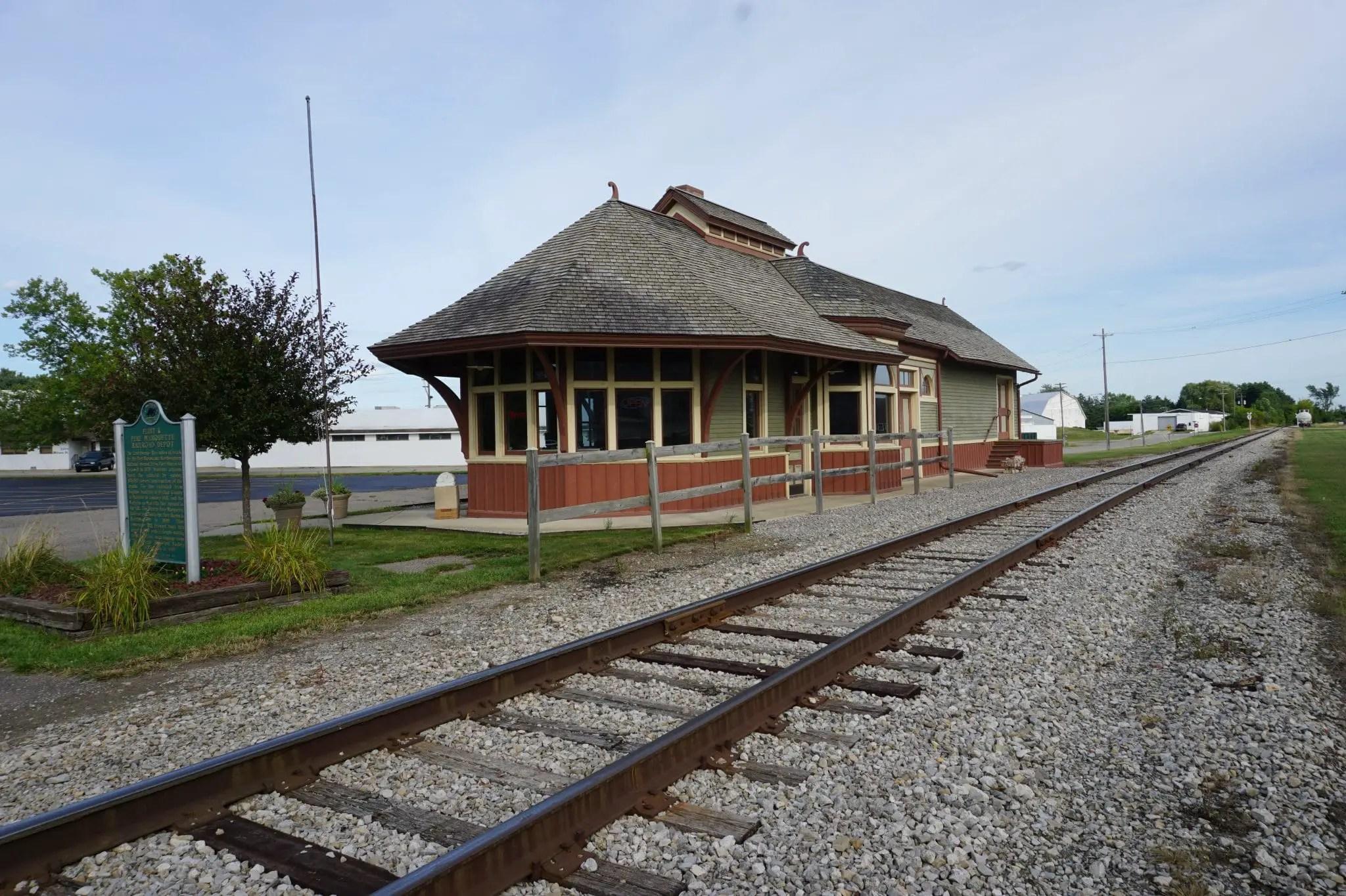 Marlette Depot