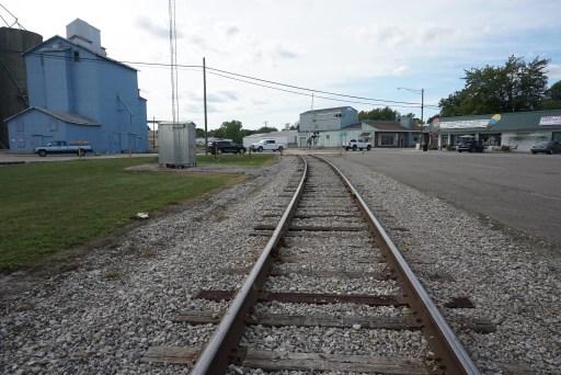 Marlette Depot Rails