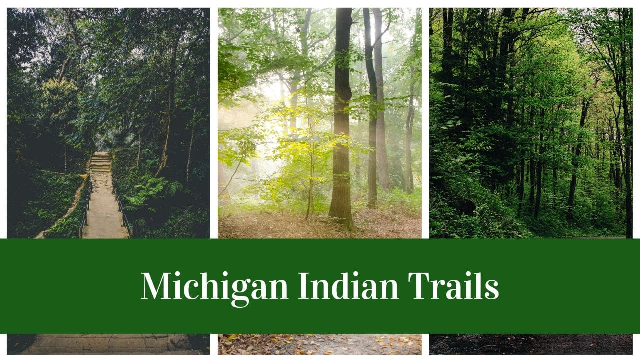 Michigan Indian Trails