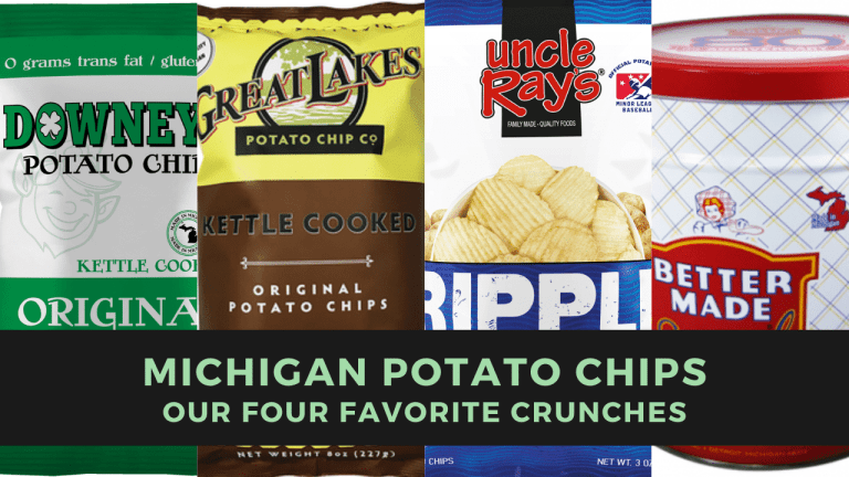 Michigan Potato Chips