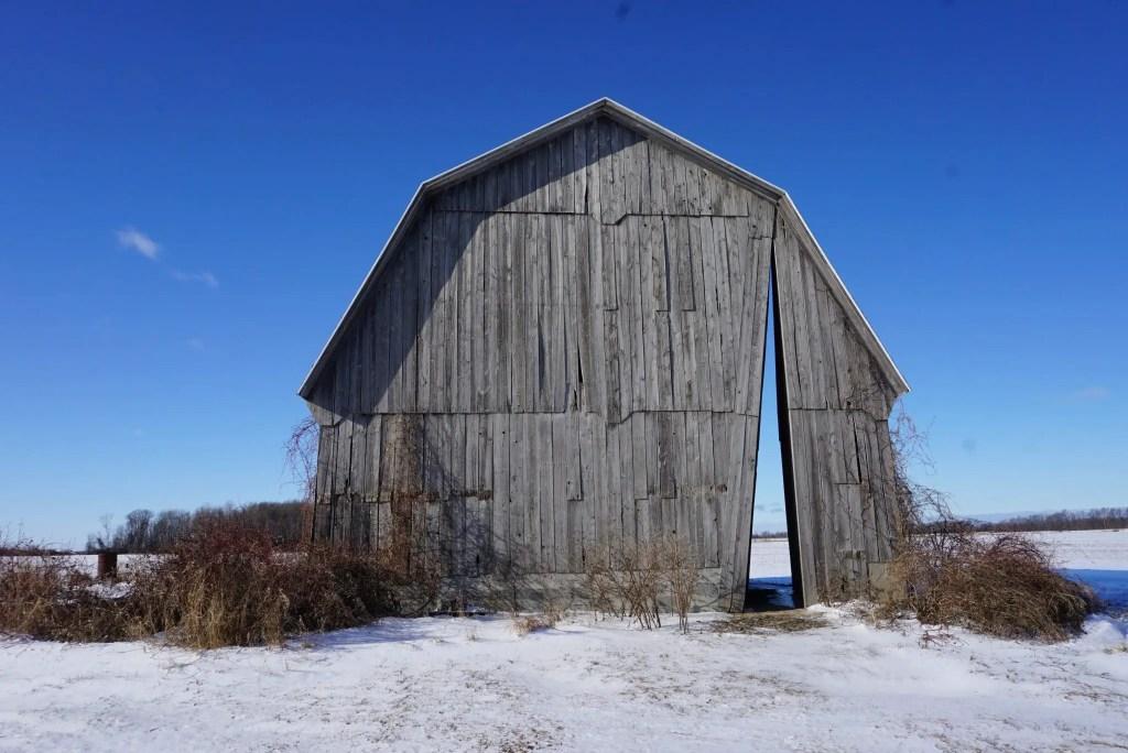The Secret Sky Barn