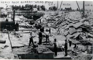 Grindstone Quarry 1800s