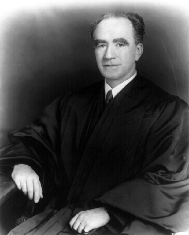 Justice Frank Murphy -Famous People from Michigan
