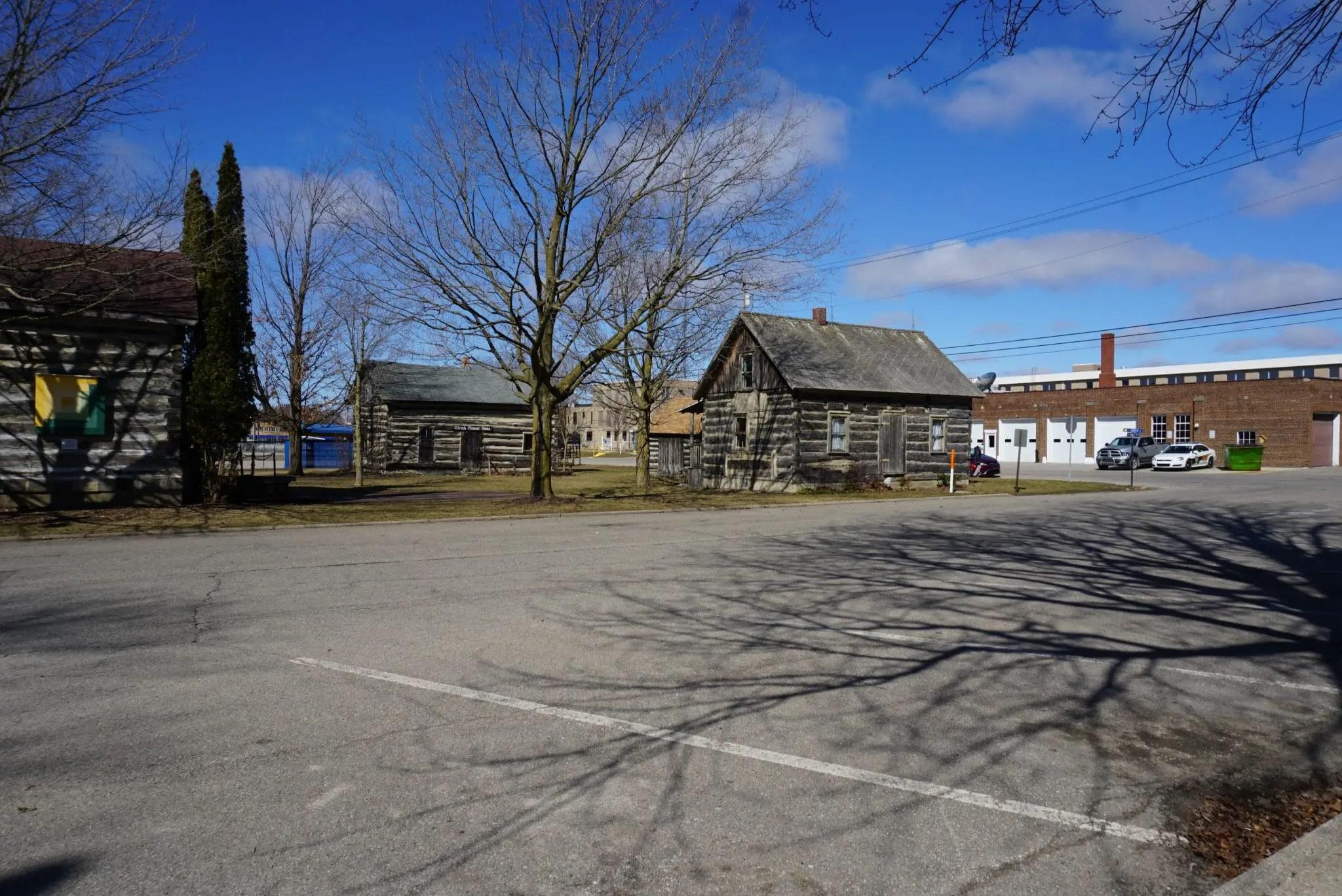 Bad Axe Pioneer Log Cabin Village