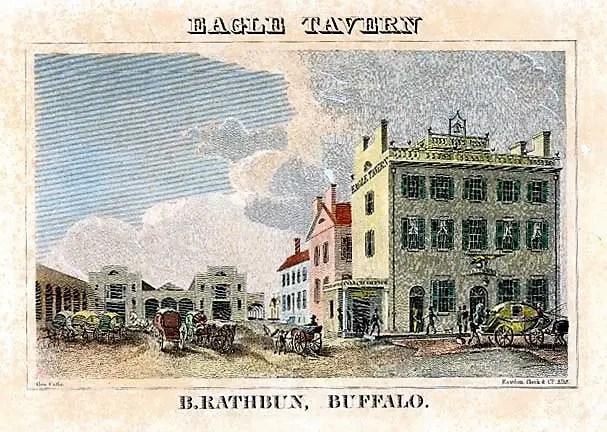 Eagle Tavern Buffalo New York