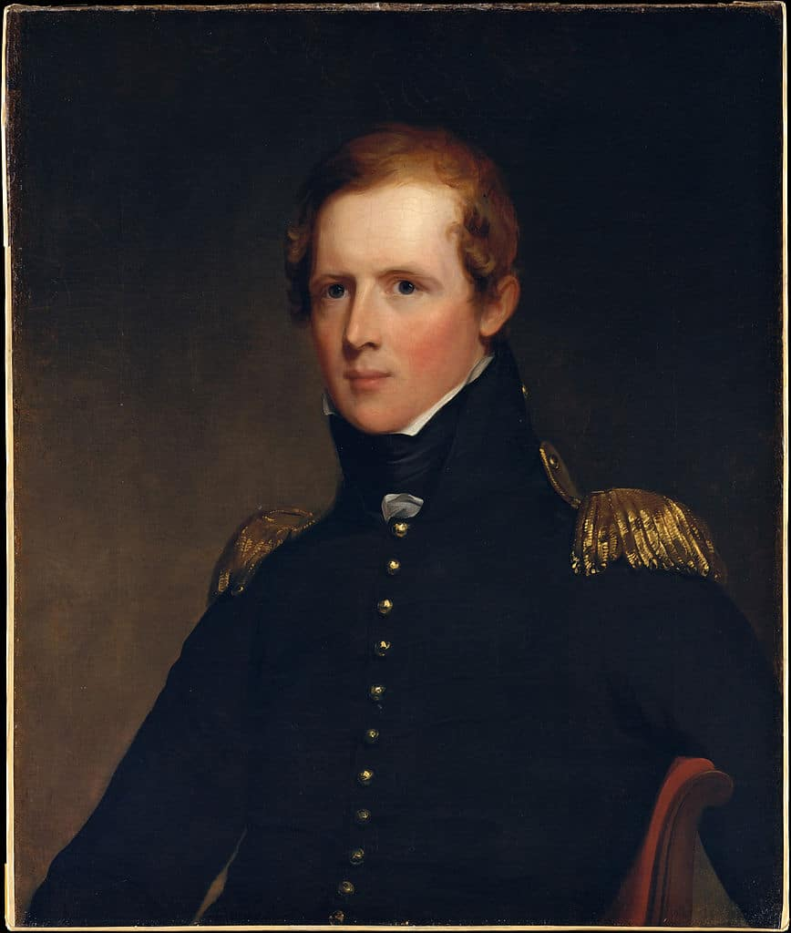 Thomas Sully's Portrait of Major John Biddle