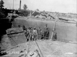 Grindstone City Quarry Men and Boy