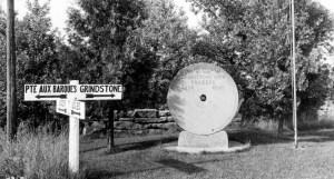 Grindstone City Postcard 1940
