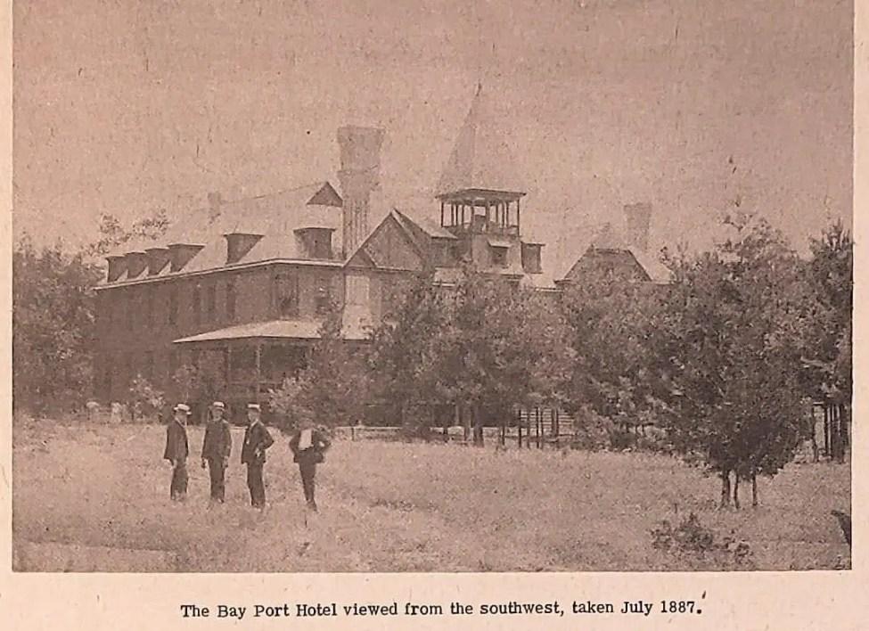 Bay Port Hotel 1887