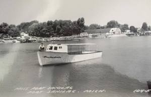 Miss Port Sanilac Party Boat