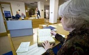 Archivist of Michigan Files