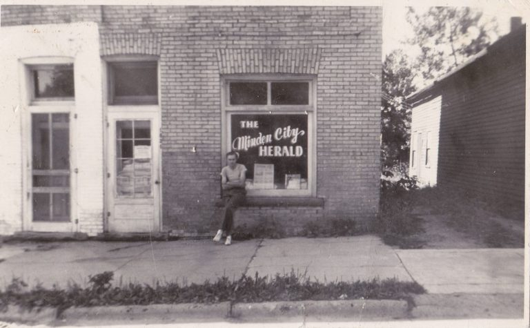Minden City Herald 1940s