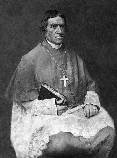 Irenej Friderik Baraga, Servant of God (June 29, 1797 – January 19, 1868) was a Slovene American Roman Catholic missionary, bishop, and grammarian
