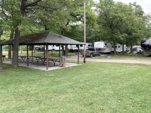 Oak Beach County Park Campground - Camping Near Caseville Mi