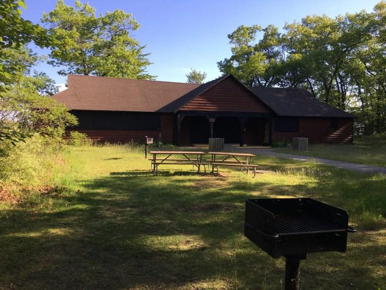 Sleeper State Park Day Use Pavilion