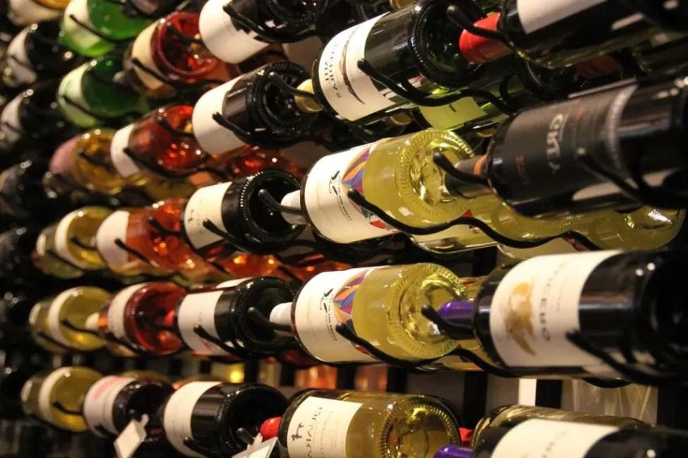 Wine Rack - Buying Wine Online