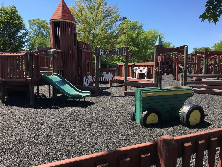 Cass City Playscape - Free Things to Do in Michigan's Thumb