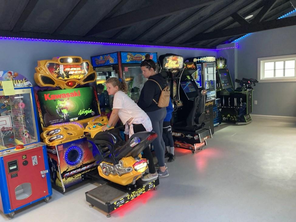 Arcade at White Elephant