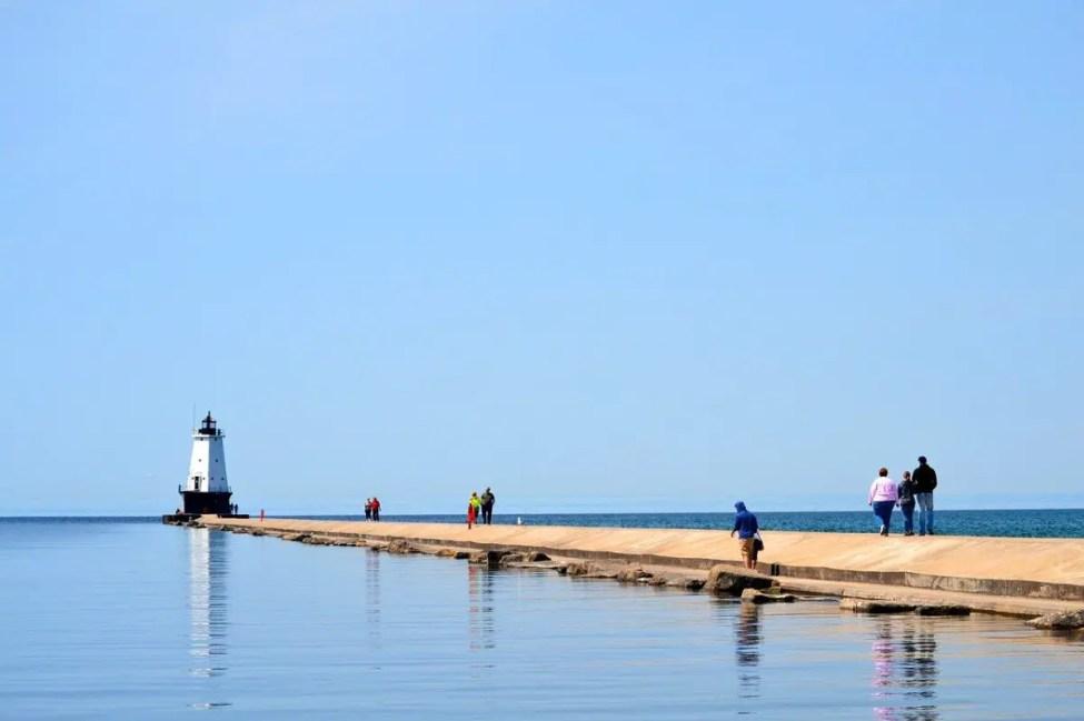 Ludington - Lake Michigan Cruising