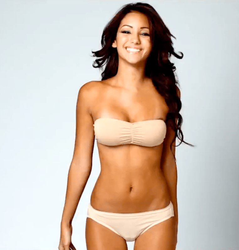 Melanie Iglesias Comes Out Swinging At MLB All Star Game