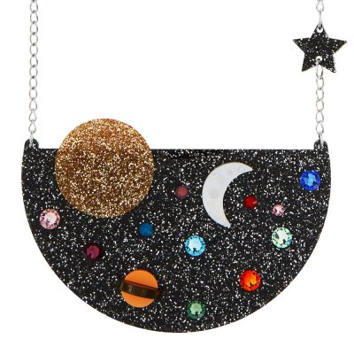 Little Moose - Space Galaxy Necklace