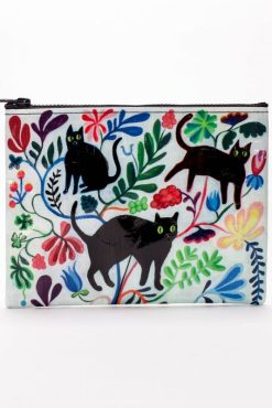 Blue Q - Here Kitty Zipper Pouch