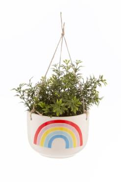 Sass & Belle - Chasing Rainbows Hanging Planter