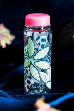 Sass & Belle - Leafy Water Bottle