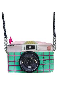 House of Disaster – Pix Camera Shoulder Bag