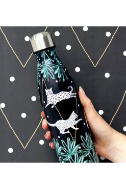 House of Disaster - Felines Stainless Steel Drinks Bottle