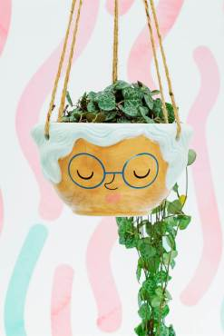 Sass & Belle - Rose Hanging Planter