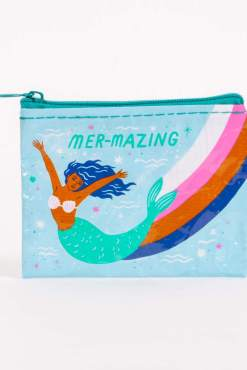 Blue Q - Mer-Mazing Coin Purse