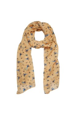 Erstwilder - The Blue Jay Way Large Neck Scarf