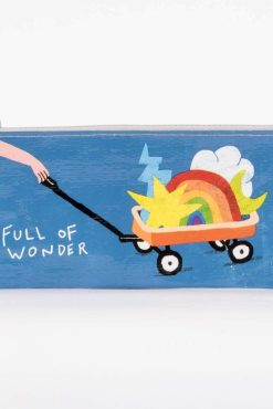 Blue Q - Full of Wonder Pencil Case