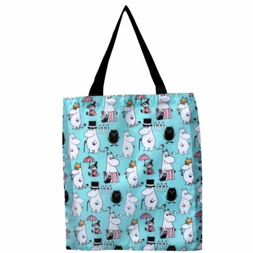 House of Disaster - Moomin Family Recycled Shopper