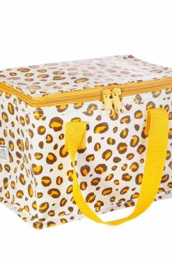Sass & Belle - Leopard Print Lunch Bag