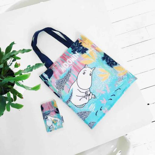 House of Disaster - Moomin Pastel Recycled Shopper