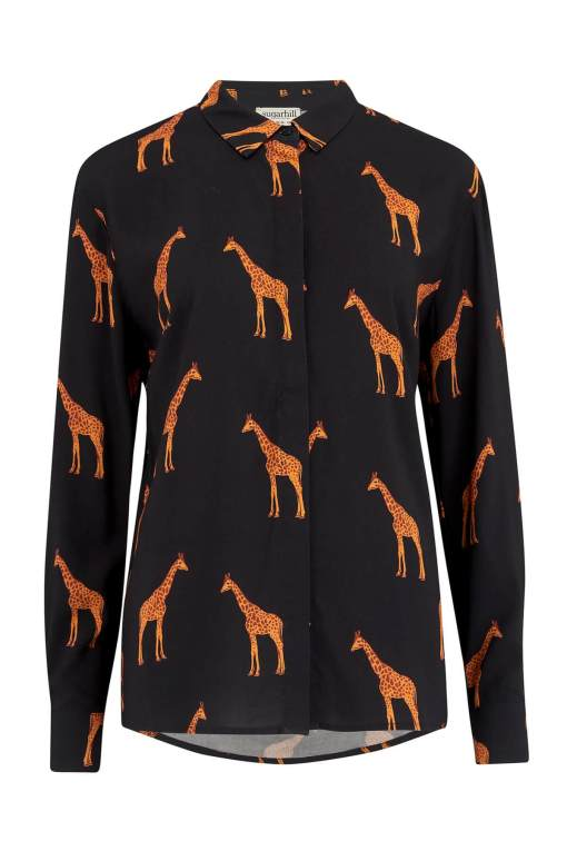 Sugarhill Brighton - Joy Giraffe Shirt