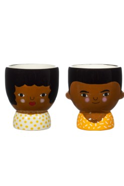 Sass & Belle - Chantelle and Ezra Egg Cup Set