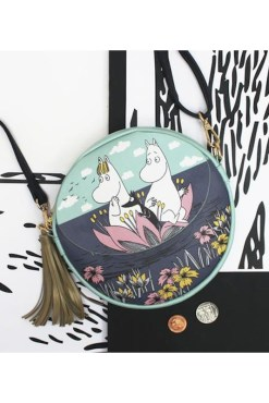 House of Disaster - Moomin Lotus Mini Bag