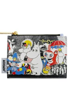 House of Disaster - Moomin Comic Purse