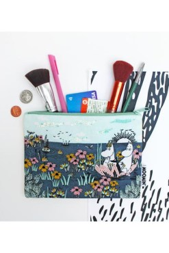 House of Disaster - Moomin Lotus Large Pouch