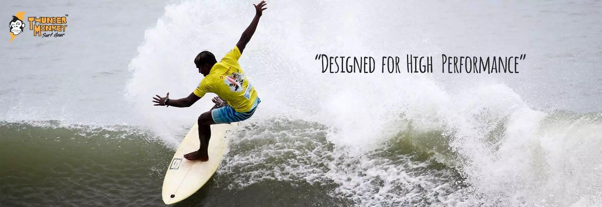 Thunder Monkey Surf Gear India - Board Shorts