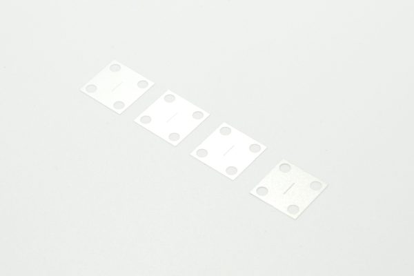 Pack of 4 SMA slits
