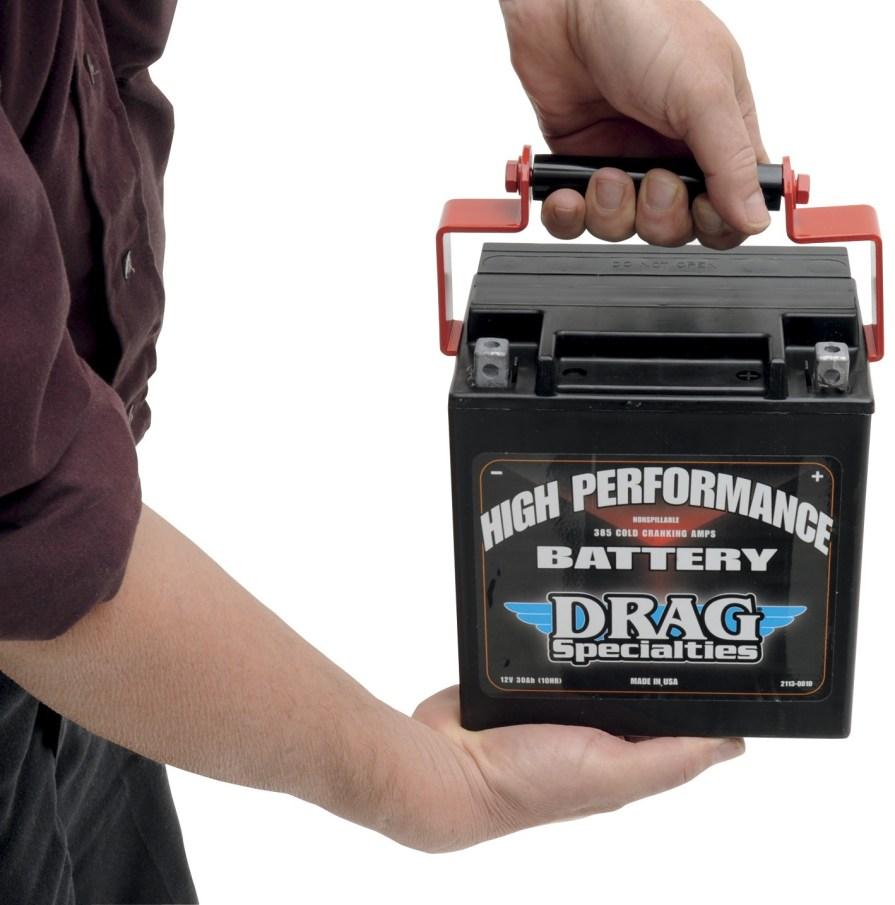 Drag Specialties Battery Lift Tool
