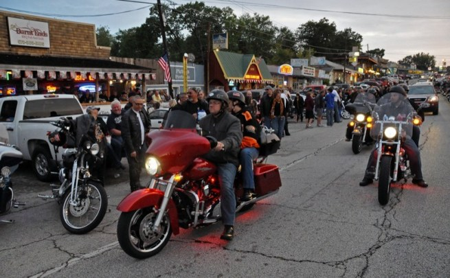 6th annual Lake of the Ozarks BikeFest