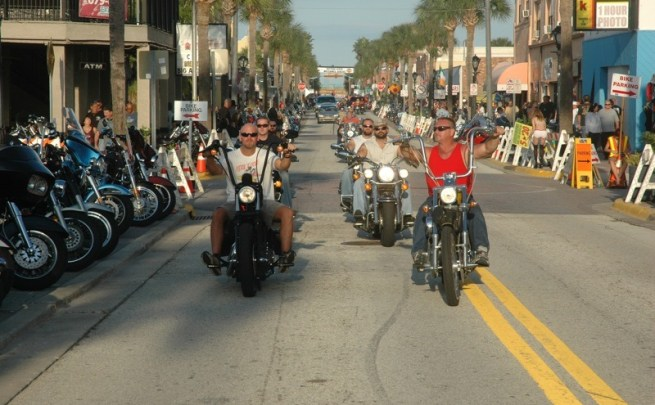 20th annual Daytona Biketoberfest