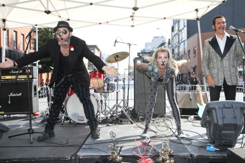 9th annual Indian Larry Grease Monkey Block Party